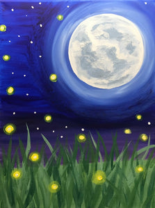 PUBLIC EVENT - Paint Night @ Kristi's Pour House (Hart, MI)