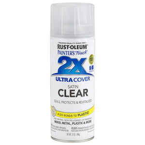 Rustoleum 2X Ultra Cover Clear Spray