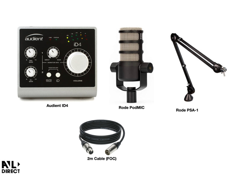 Customise Recording Bundles