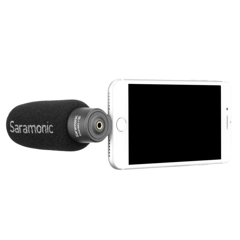 Saramonic SmartMic+ DI for iOS Lightning devices