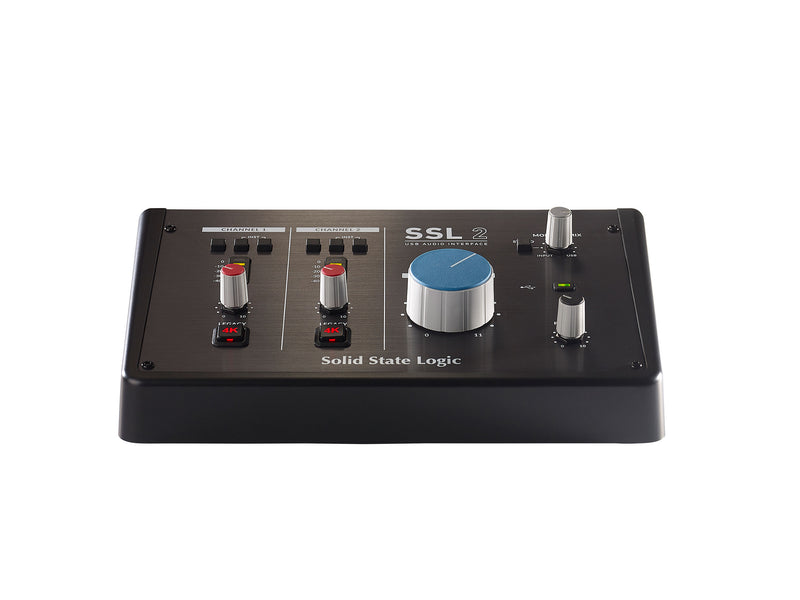 Solid State Logic SSL 2 Audio Interface (Limited Stock)