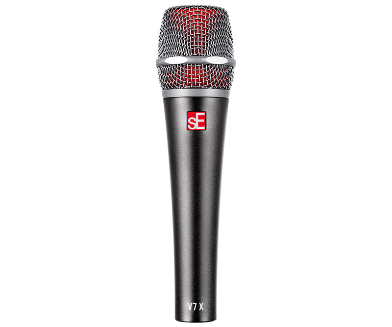 sE Electronics V7 X - Supercardioid Dynamic Instrument Microphone