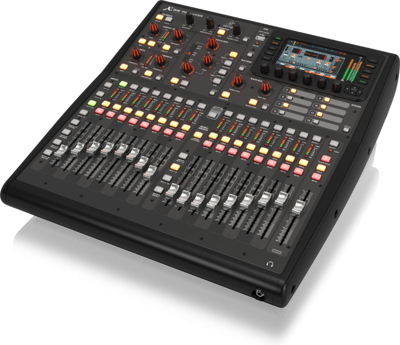 Behringer X32 PRODUCER 40-Input, 25-Bus Rack-Mountable Console