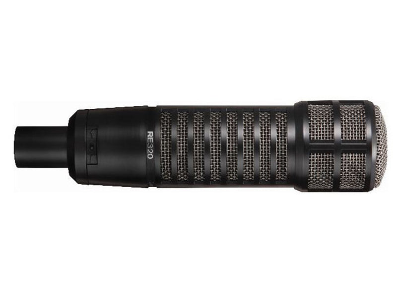 Electro Voice RE320 Variable‑d dynamic microphone