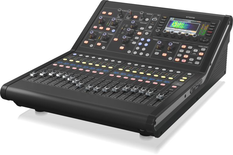 Midas M32R LIVE Digital Console for Live and Studio with 40 Input Channels