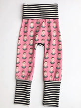 Load image into Gallery viewer, Grow with Me pants - RBG pink
