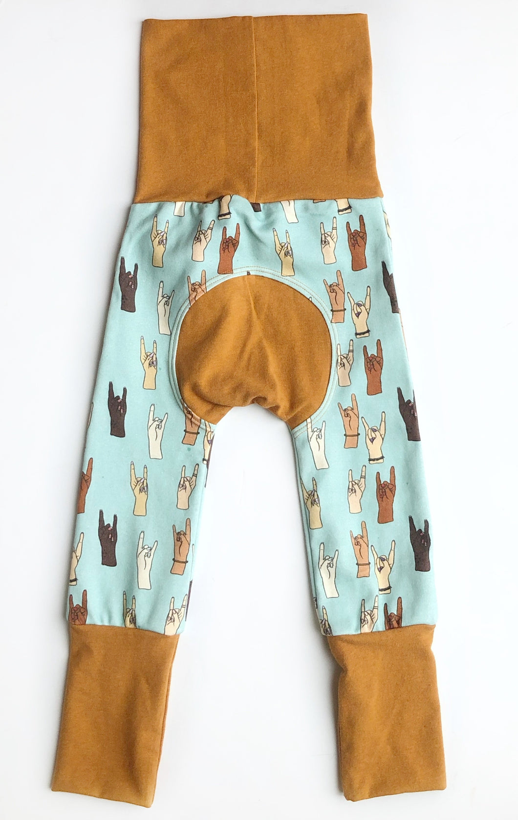 Grow with Me pants - ROCK ON!