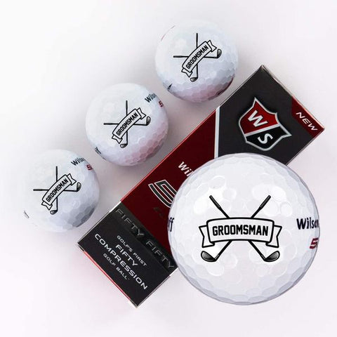 11 Great Personalized Golf Balls