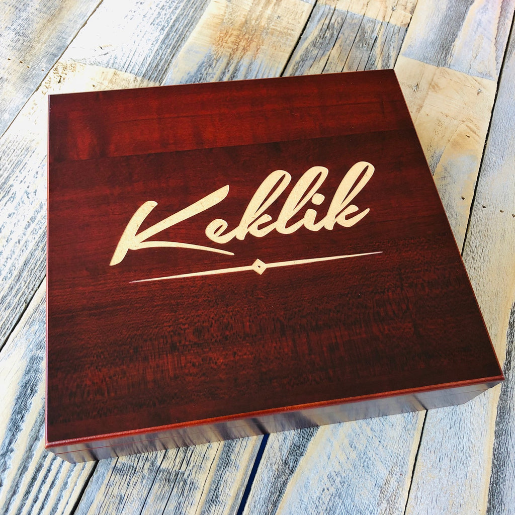 Christmas Valentine/'s day  Gift for him Gift for men Birthday Caddy- Holidays Personalized Engraved Plastic Travel Cigar Humidor Case
