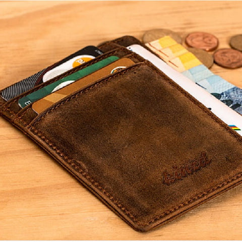 17 Best Front Pocket Wallets For Your Man