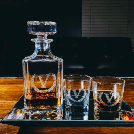 Personalized Decanters