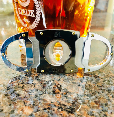Cigar Cutter Personalized
