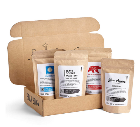 fathers day gift coffee sampler