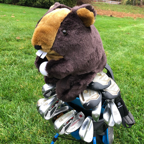 Gopher Golf Head Cover Gift