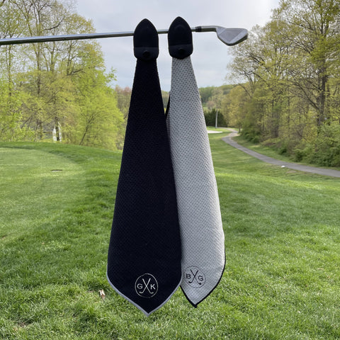 magnetic golf towel gift