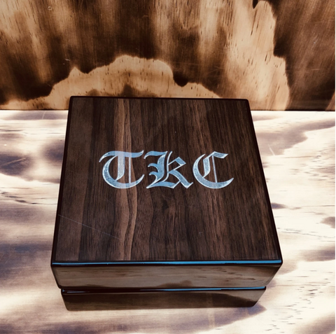 Personalized Cigar Ashtray