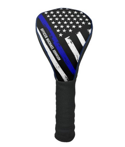 Personalized USA Golf Head Cover