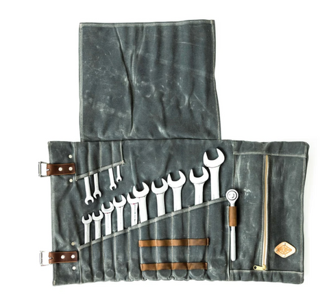 Fathers Day gift tool roll