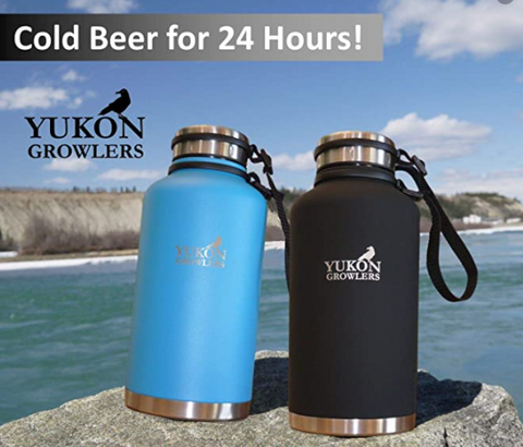 Yukon Beer Growler Gift