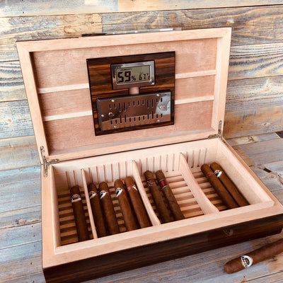 Suit and Tie Humidor