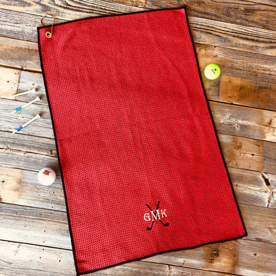Tee Time Towel