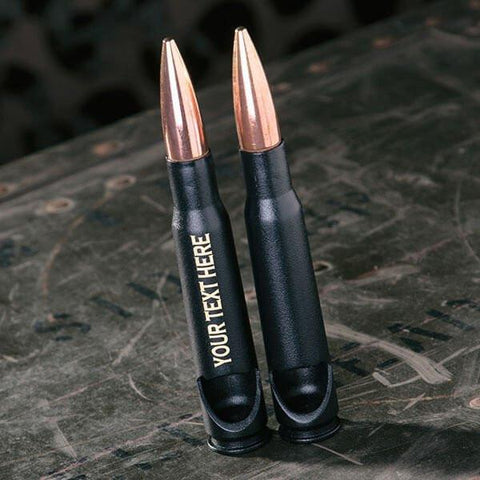 Personalized Bullet Bottle Opener