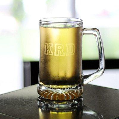Engraved Beer Mug