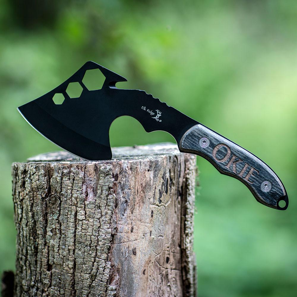 Engraved  Hatchet