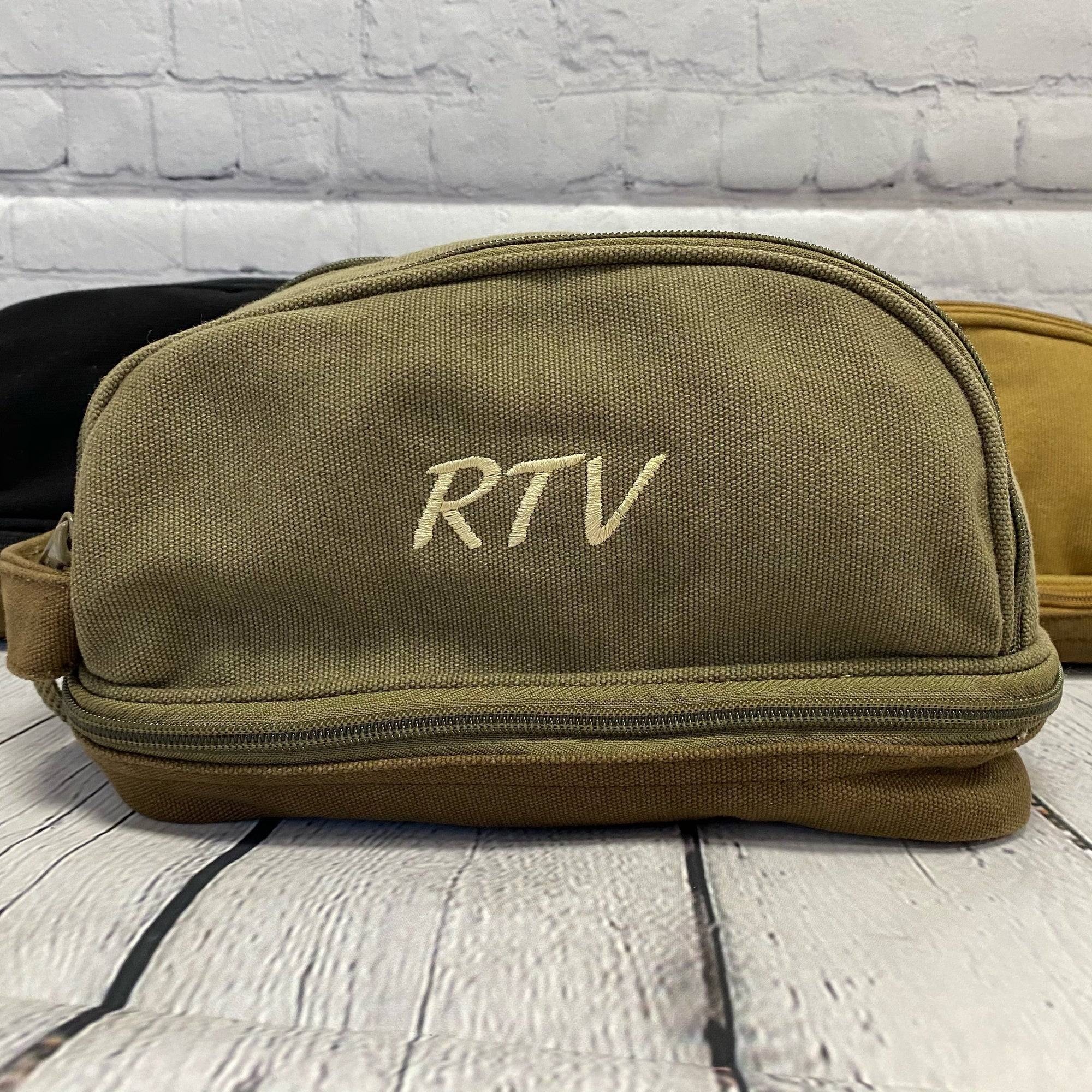 Travelers Toiletry Bag
