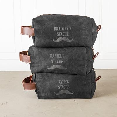 Personalized Shave Set Bag