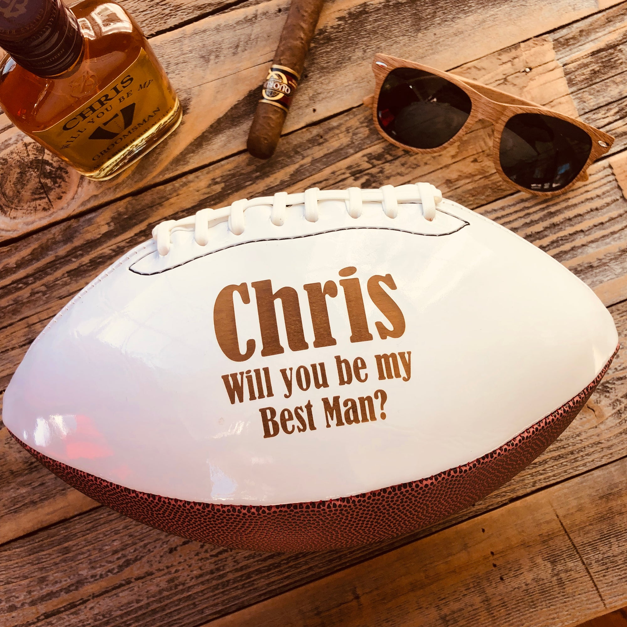 Personalized Pigskin