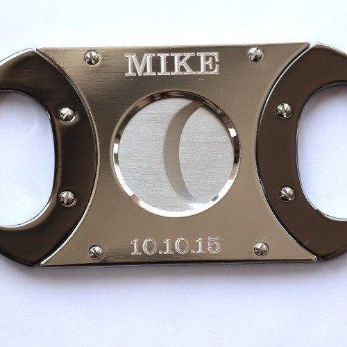 Personalized Engraved Cigar Cutters