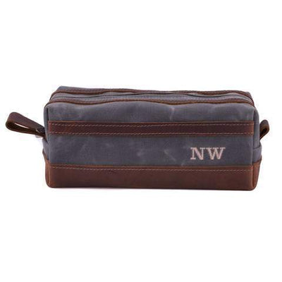 Navy Blue Personalized Travel Kit