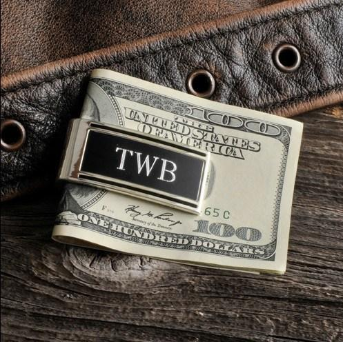 Wallets - Daddy Warbucks Money Clip