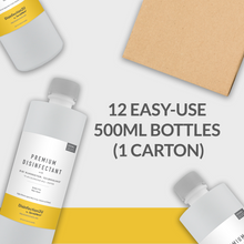 Load image into Gallery viewer, Single Carton (12 x 500ml Bottles)