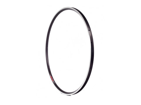 Velocity A23 road rim 700c black or silver - tubeless compatible
