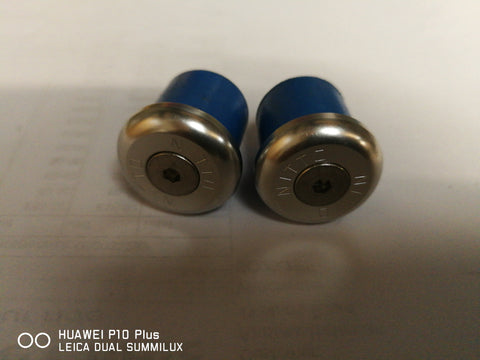 Nitto bar end plugs EC-01