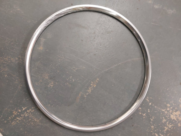 Kinlin XR22RTS disc brake rims in silver 700C