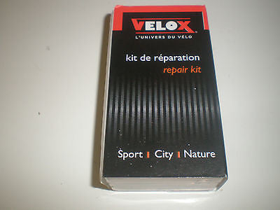 Velox  No.6 bicycle puncture repair kit