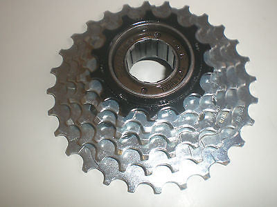 sunrace 6 speed freewheel 14-24T or 14-28T