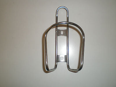 King Stainless steel bottle cage