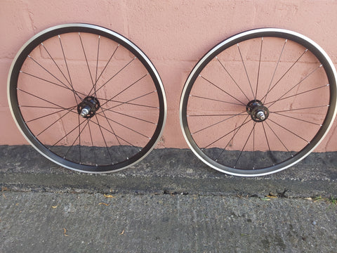 BORG31 single sided, double sided fixed/free wheelset