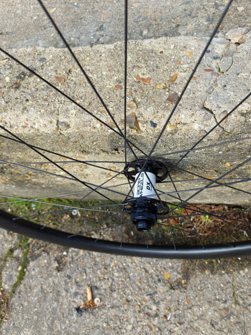 BORG31W DISC wheelset 650B or 700c for Gravel
