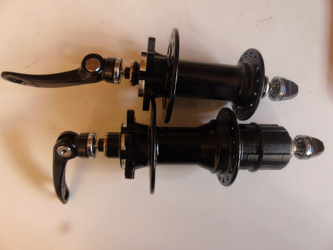 Novatec D771 and D772 disc brake hubs