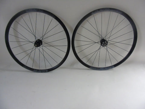 Velocity Aileron rims wheelset front and rear