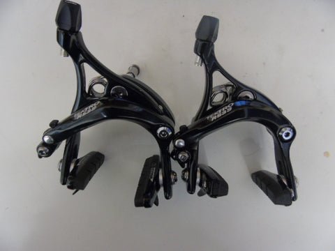 Tektro R539 black long drop 47-57mm brakes