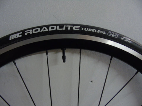 IRC Roadlite tubeless road tyres