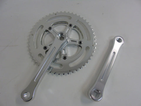 Andel RSC7 double chainset 170mm 50/34T fluted