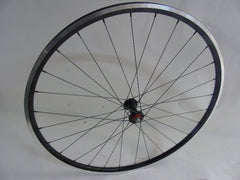 BORG22T tubular rim brake wheelset