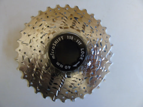 Microshift CS-H110 (Shimano/SRAM compatible) 11 speed road cassettes